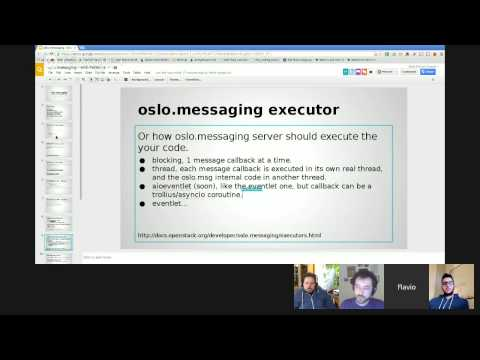 OpenStack Bootstrapping Hour: oslo.messaging anti-patterns