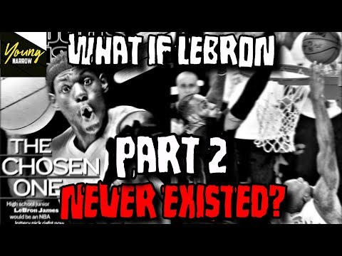 WHAT IF LEBRON JAMES NEVER EXISTED?!? (In The NBA) PART 2!!!