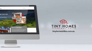 Tiny Homes Tilba Australia Website