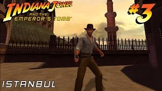 Indiana Jones and the Emperor's Tomb HARD Chapter 3: Istanbul | Gameplay Walkthrough