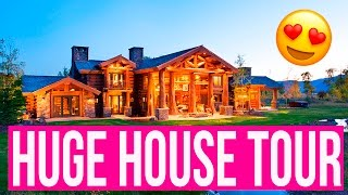 HUGE HOUSE TOUR!! Vlogmas Day 4