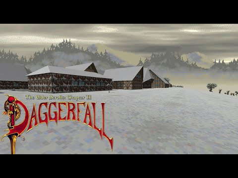 Daggerfall Unity Playthrough Ep.1 - Privateer's Hold