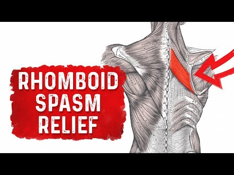 Right-Sided Rhomboid Spasm and Pain?
