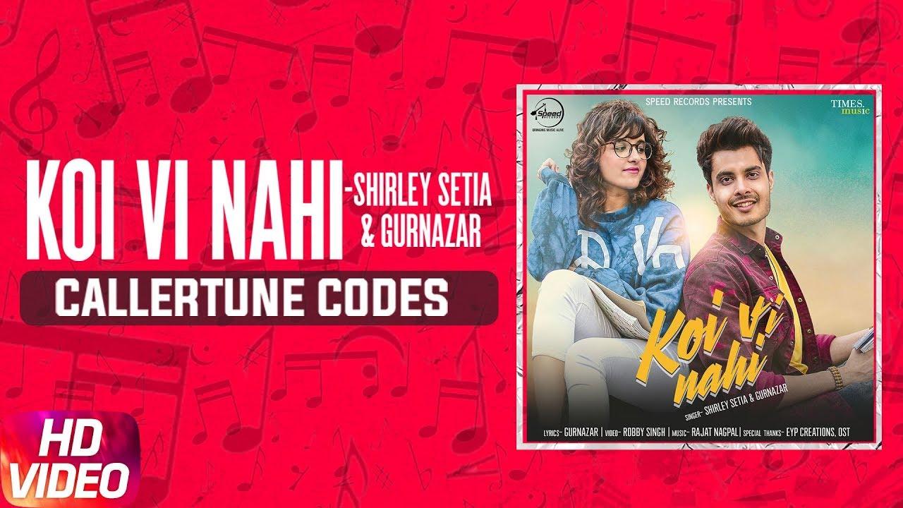 Koi vi nahi crbt codes shirley setia gurnazar for Koi vi nahi
