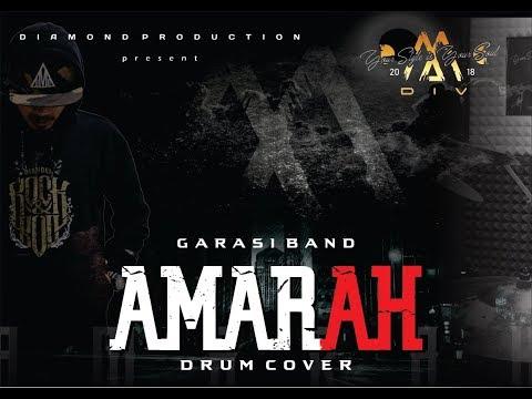 Free Download Garasi - Amarah - Drum Cover Mp3 dan Mp4