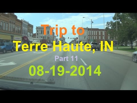 Terre Haute, IN | 11 of 15 | Just past Flora to just past Carlyle via U.S. 50