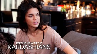 KUWTK | Kendall Jenner Recounts Scary Stalker Incident | E!
