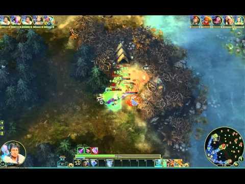Prime World - Обзор героя Ведьмак