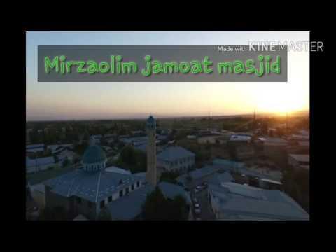 Mirzaolim jamoat masjidi