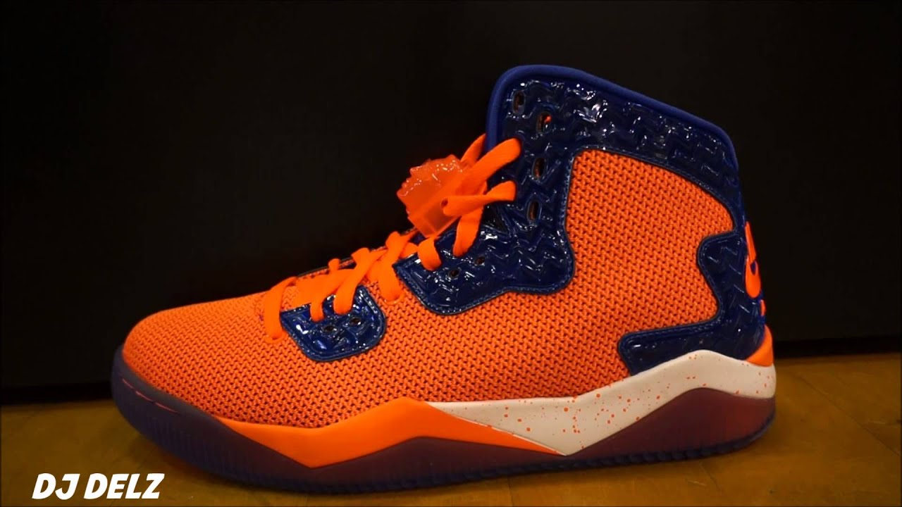 251146762c8 Air Jordan Spike Lee 40 NY Knicks 2K16 PE Shoe Review