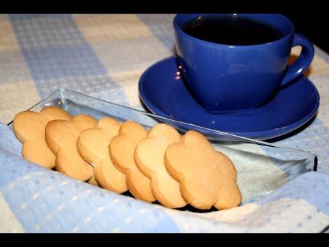 Печенье на майонезе. ТАК ПРОСТО И ВКУСНО