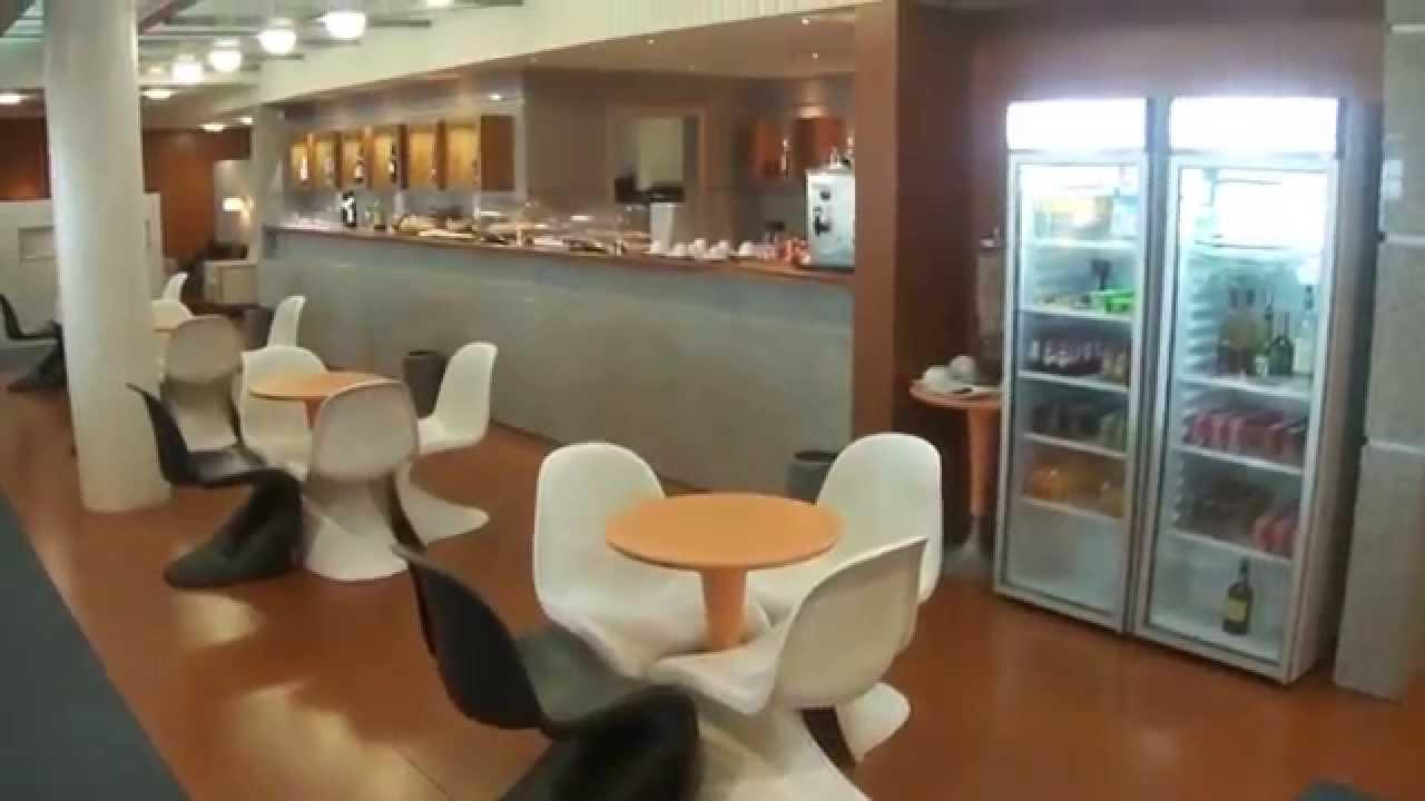 sala vip ana lounge tap aeroporto do porto portugal