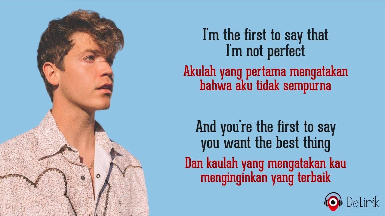 Download Here's Your Perfect - Jamie Miller (Lirik Lagu Terjemahan) - TikTok Viral
