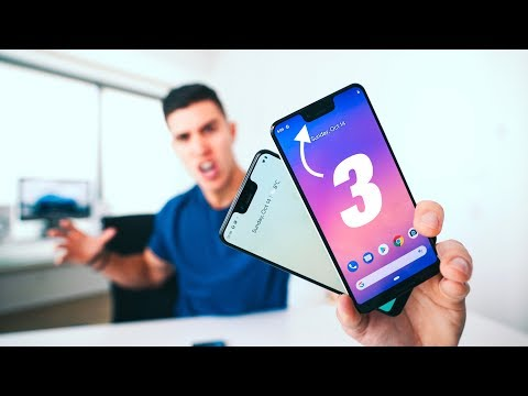 Pixel 3 XL - The REAL Reason for the NOTCH!