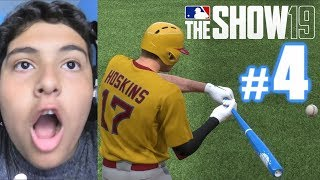 RANDOMLY MATCHED WITH A SHOCKED SUBSCRIBER! | MLB The Show 19 | Diamond Dynasty #4
