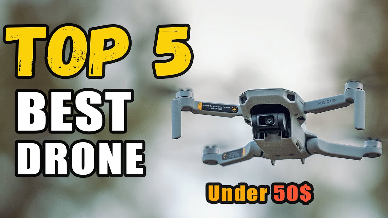 Top 5 Best Drone In 2020 On Aliexpress (Under $50)