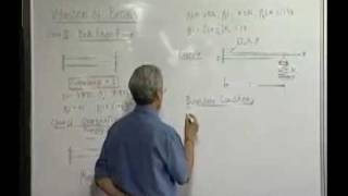 Module 13 - Lecture 3 - Vibration of Beams