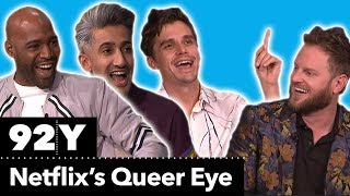 "Netflix's Queer Eye is not a ""niche show,"" and here's why"
