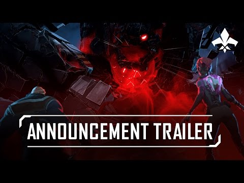 Agents of Mayhem - Official Announcement Trailer [UK]