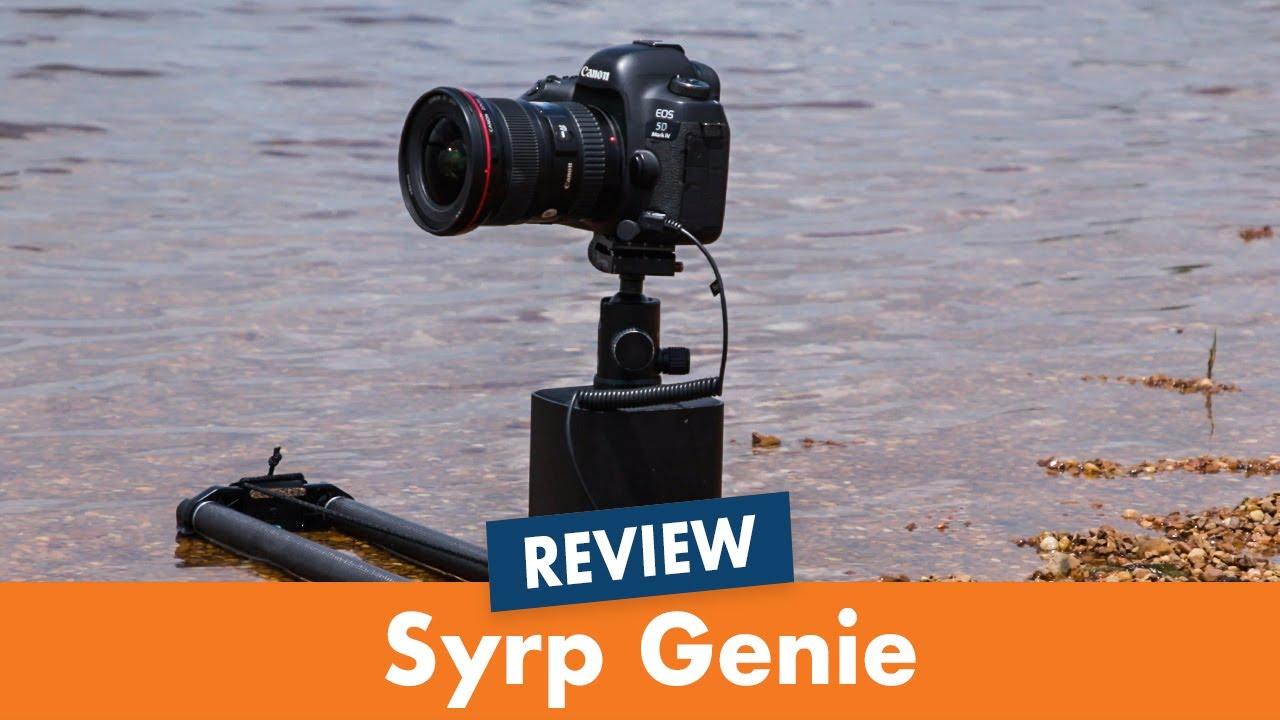 Syrp Genie with Magic Carpet Slider