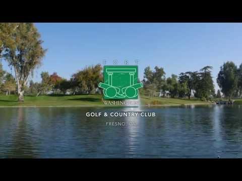 Fort Washington Country Club Aerial Footage