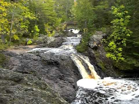 Amicon Falls State Park-Superior Wisconsin