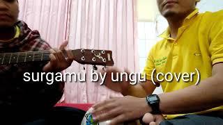 Gambar cover Surgamu-ungu (cover)