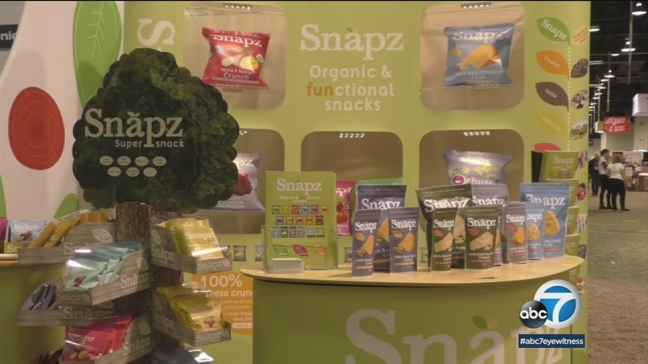 Natural Products Expo shows off healthy food trends   ABC7