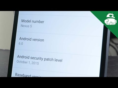 Android 6.0 Marshmallow - Tour & Impressions!