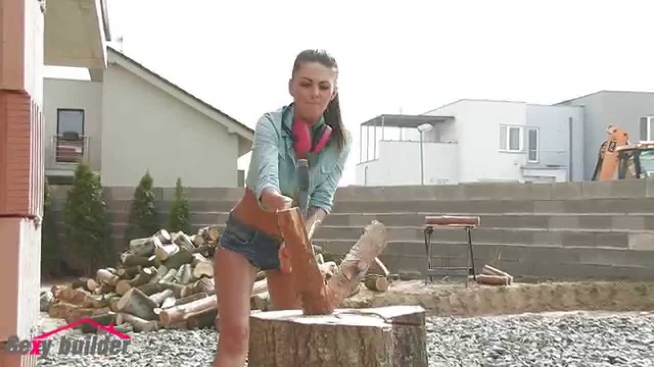 sexy woodworker
