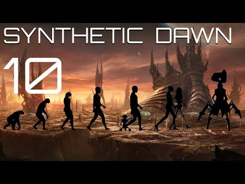 Stellaris - Let's Play Synthetic Dawn - Part 10