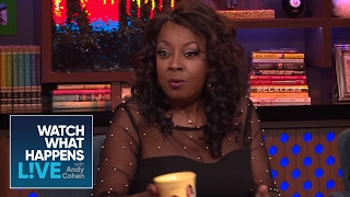 Star Jones Spills 'The View' Tea | WWHL