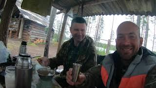 Отдых в Карелии Летом у друзей 2021 Рыбалка Ловля больших щук на спиннинг