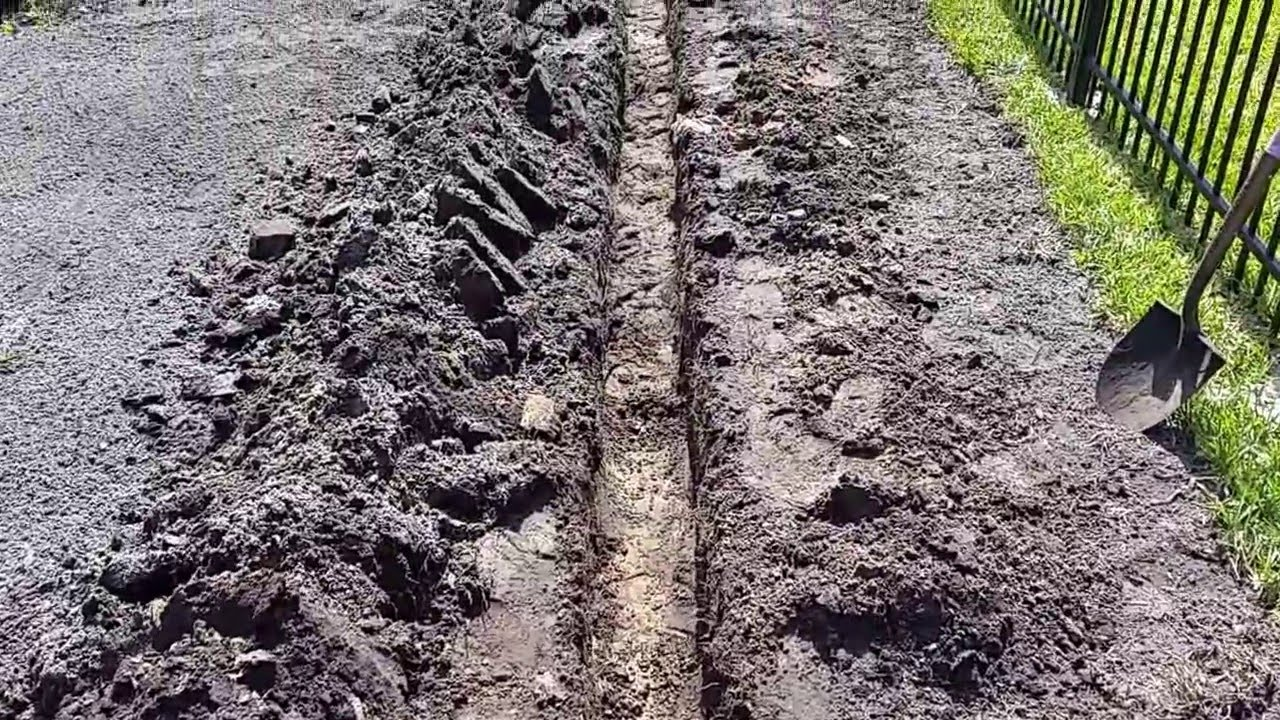 french drain installation how to install a french drain diy