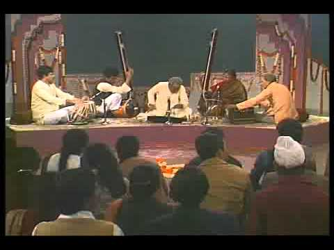 North Indian Classical Vocal by Pt. Kumar Gandharav