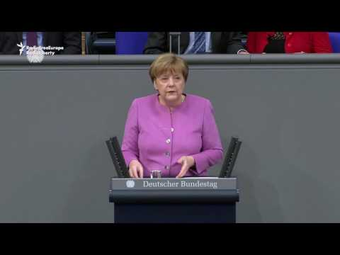 Merkel Calls Erdogan's 'Nazi' Comment 'Disheartening,' Unjustifiable