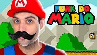 Reagindo ao funk do SUPER MARIO