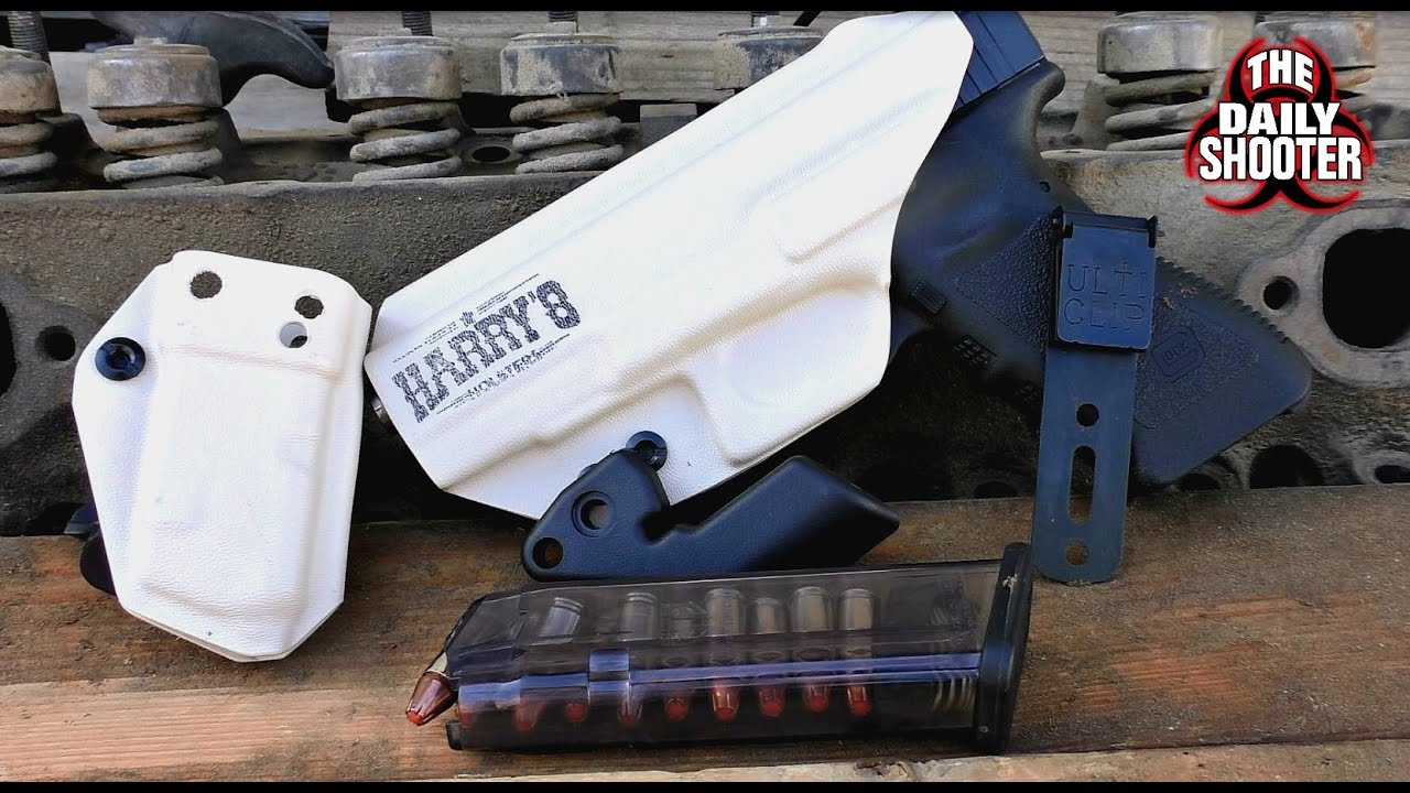 Harrys Holsters IWB Pistol and Mag Holster Review