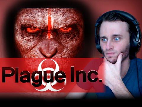 Plague Inc | Infect the World with The Saimian Virus