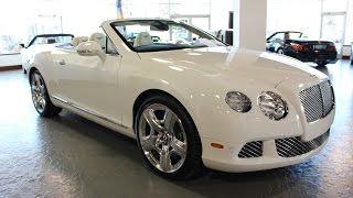 Bentley Continental GTC Convertible 2012 Videos