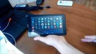 Планшет Haier Hit 3g: обзор самого дешевого планшета со встроенным 3G модемом
