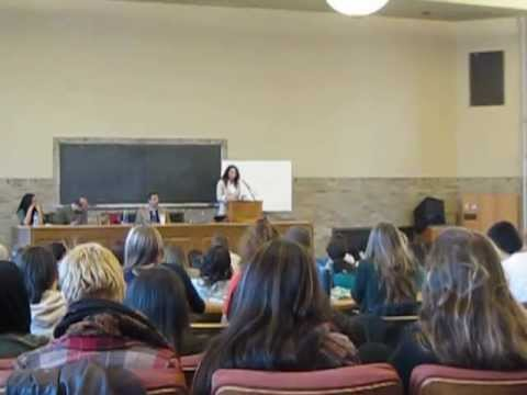 Noura Erakat Speaking at SJP Conference at the University of Michigan