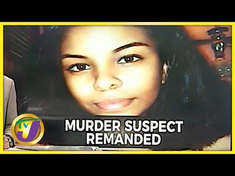 Suspect in Khanice Jackson Murder Remanded   TVJ News - July 8 2021