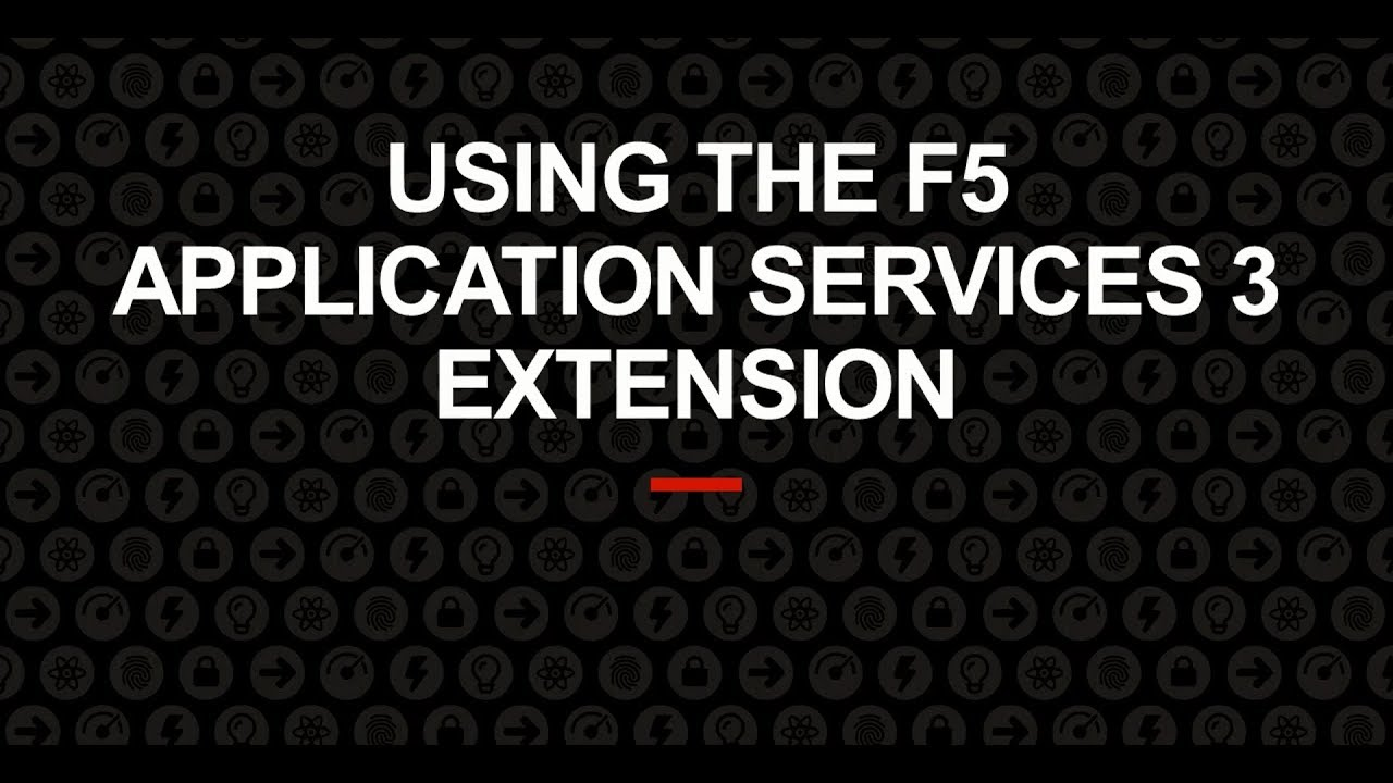 Application Services 3 Extension Documentation