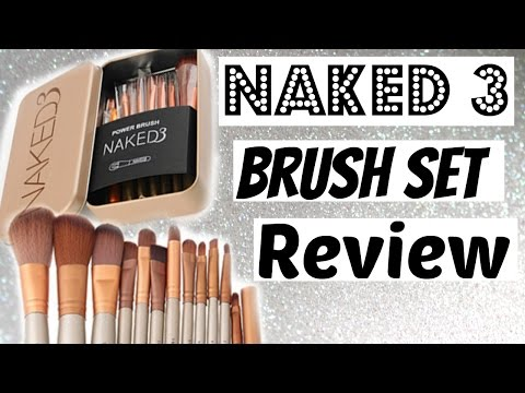naked-3-makeup-brush-set-review-and-uses-||-elegant-rosy