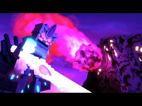 Minecraft | Skeleton King vs Herobrine! Minecraft AMV