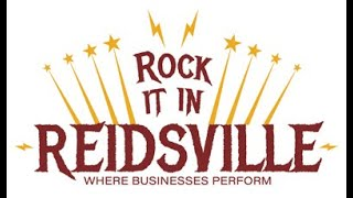 Rock It In Reidsville: Foucus on our Industries