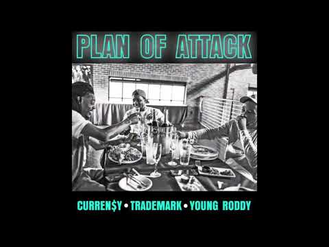 "Curren$y, Trademark & Young Roddy - ""Plan of Attack"" [Official Audio] Mp3"