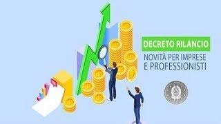 Decreto Rilancio Maggio 2020 - Ecoffee S02x25  Eco-bonus, Bonus Vacanze, Sisma-bonus, Etc