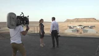 """Самый масштабный взрыв в истории кино Фильм """"007 Спектр"""""""